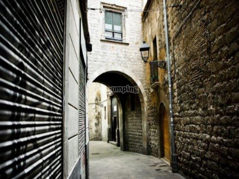 Callejas de Barcelona