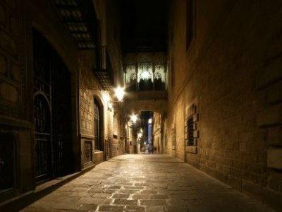 Ruta en la Barcelona insólita. Barrio Gótico