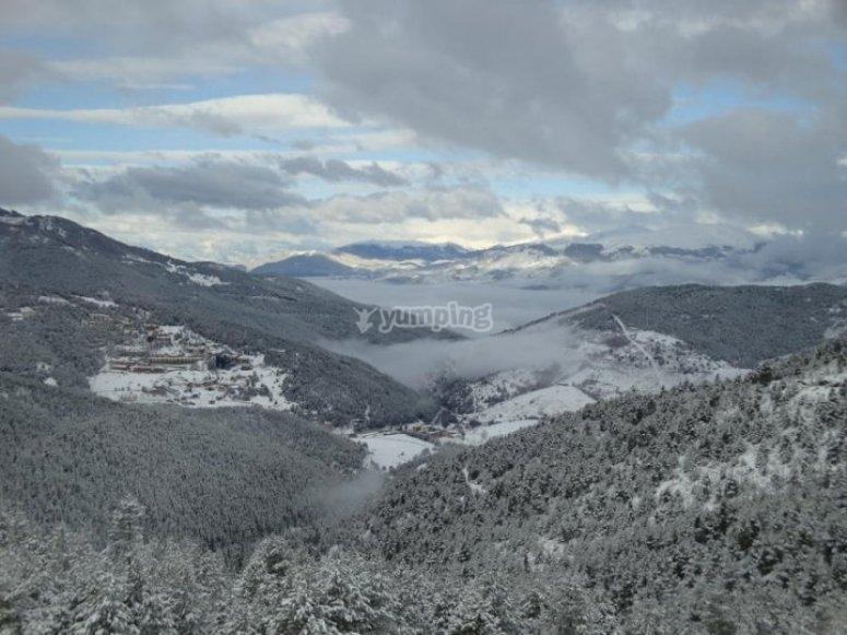 Jornada de esquí