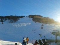 2天在La Molina,公寓式酒店+滑雪通行证,t。降
