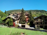 Villages in the mountain Ordino