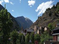 4x4 route through the mountain of Andorra