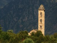 Guided tour of historic buildings Andorra