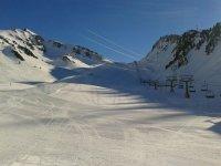 2天的公寓式酒店La Molina和滑雪通行证,t。平均