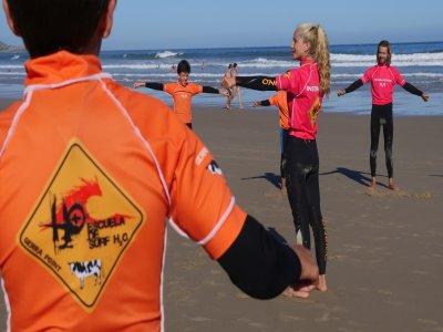 H2O Escuela de Surf Surf