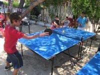Tavoli da ping pong