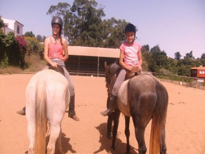 Horse riding classes w/ rope kids 45 min