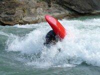 Volcando en el río