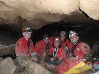 Mairuelegorreta二级洞穴中的洞穴学