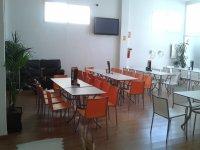 Cafeteria para mamas y papas