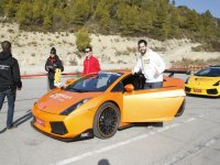 1 vuelta en Lamborghini Gallardo en Valladolid