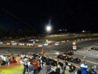 Karting nocturno