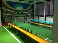 Mesas especiales para grupos