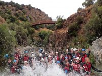 Canyoning with the company