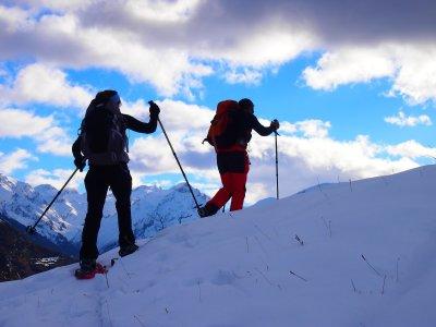 Raquetas de nieve en el Valle de Tena 1 día
