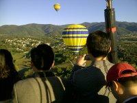 Grupo en vuelo