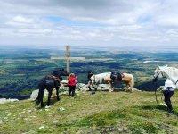 Horseback trip, Buitrago de Lozoya, 2 hours