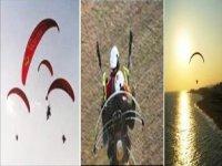 Paragliding and paramotor