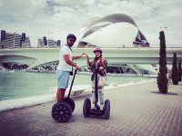 Segways and love