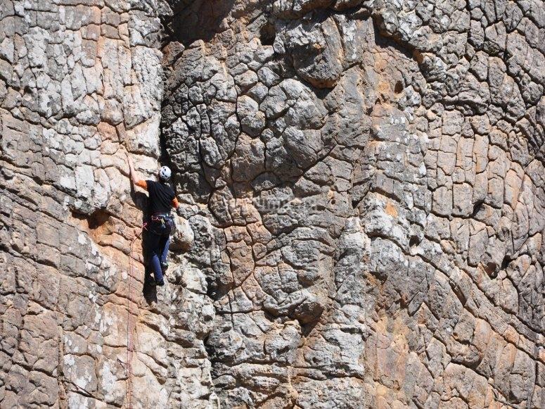 Corso di arrampicata