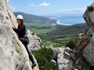 Induction course to climbing in Bolonia