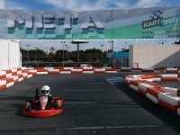 Extreme Kart round in Malaga for 10 minutes