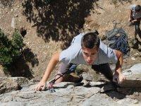 Pack escalada y alojamiento, Sierra de Aracena