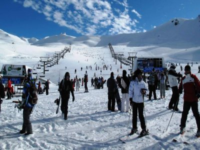 Ski-pass/essons + half board 3 nights/S.Nevada