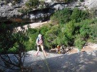 La maxima seguridad en los descensos