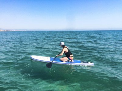 Stand Up Paddle Surfing in Denia - 2h