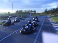Go-kart free practice in Gijón 10 minutes