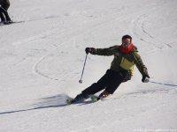 内华达山脉的滑雪课,3小时