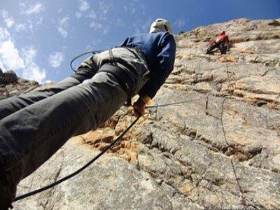 攀登的过程,Guadarrama