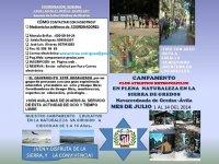 Campamento información