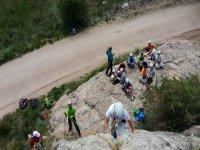 Supervision de la escalada