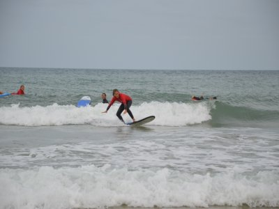 El Palmar T.baja冲浪课程和住宿