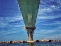 圣玛丽亚港的桥梁