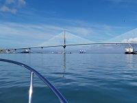 Navegando en la Bahía de Cádiz