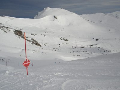 1 Day adult Ski Pass in Alto Campoo.