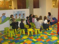 children in the lula of colu