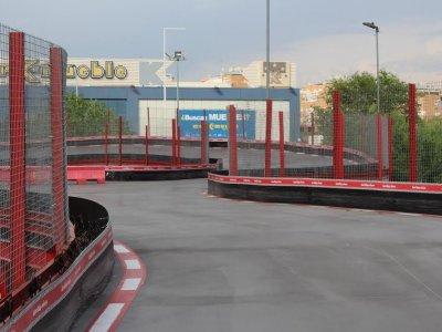Karting Rivas Team Building