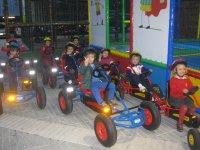 Pedal vehicles