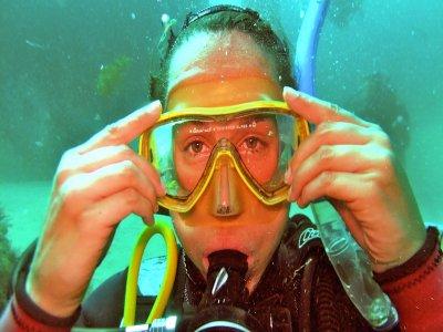Bautismo de buceo Discover Scuba Diving, Cádiz
