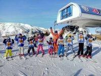 Curso de esquí en La Molina