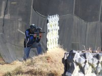 Paintball for goodbyes in Segovia