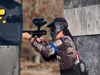 Give a game of paintball