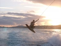 Initiation to Wakeboarding in Llanes 15 Minutes