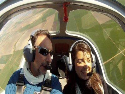Flight experience Los Alcores 40 minutes