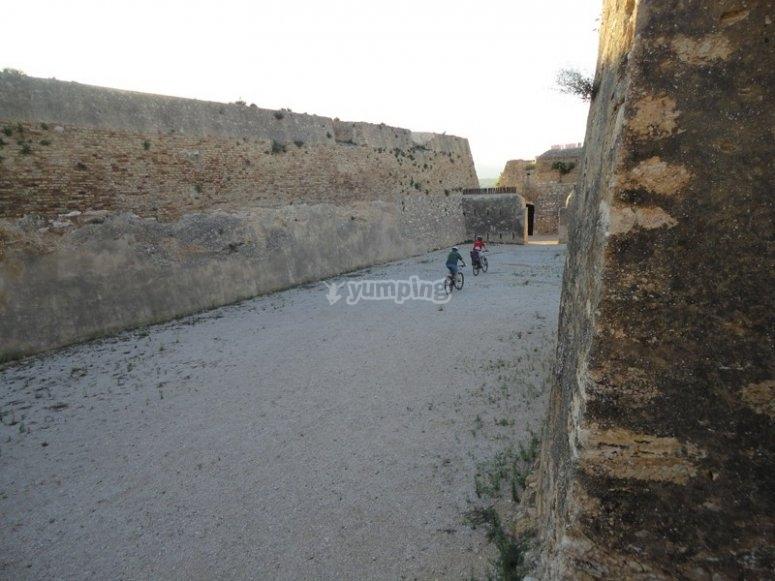 路线从Tortosa
