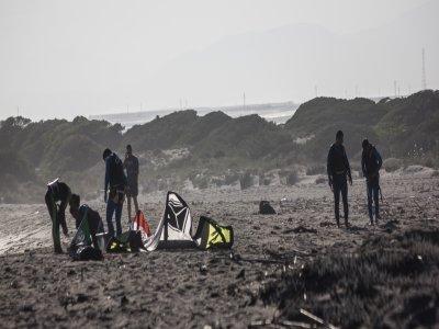 Corso di iniziazione al kitesurf, Roquetas de Mar, 3h